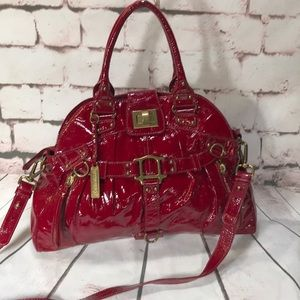 Handbags - LOCKHEART Patent Leather Purse! So shiny!